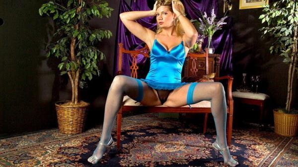 ScoreHD/PornMegaLoad/Scoreland: Savannah Sweet - Ravishing In Blue (FullHD) - 2021