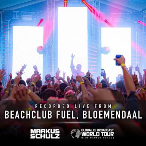 Markus Schulz — Global DJ Broadcast (2021-08-05) World Tour Luminosity