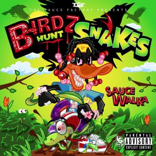 Sauce Walka — Birdz Hunt Snakes (2021)