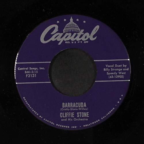 Cliffie Stone — Barracuda (2021) FLAC