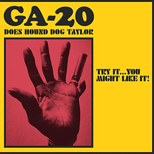 GA-20 — Try It... You Might Like It: GA-20 Does Hound Dog (2021)