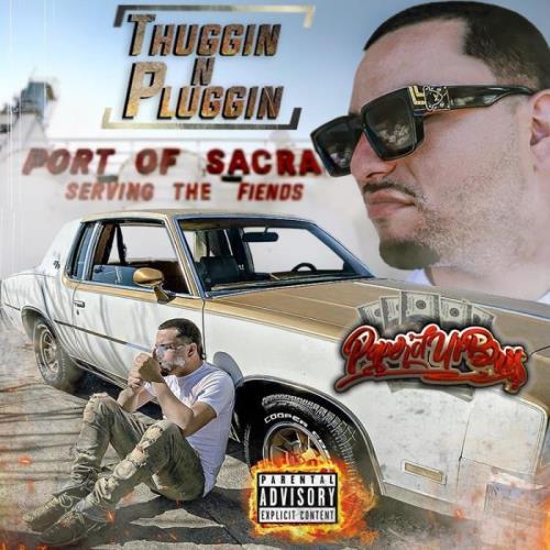 Paper'dup Bris — Thuggin N Pluggin (2021)