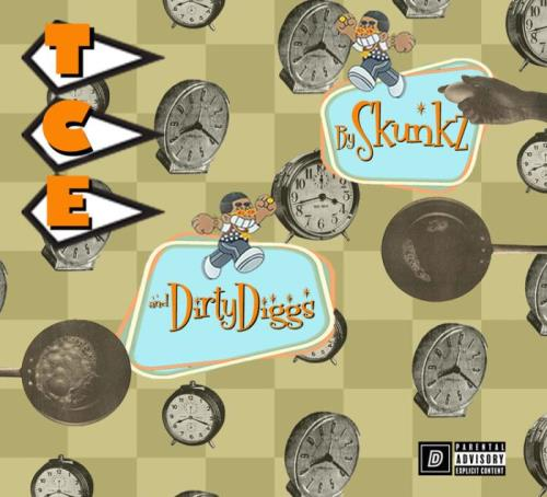 Skunkz x DirtyDiggs — TCE: Time Course Experiment (2021)