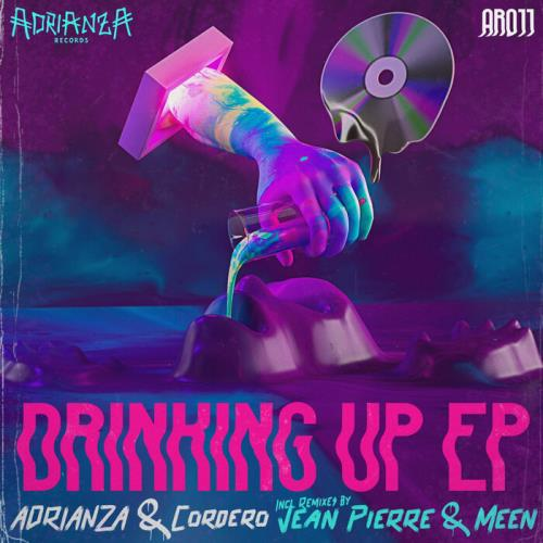 ADRIANZA - Drinking Up EP (2021)