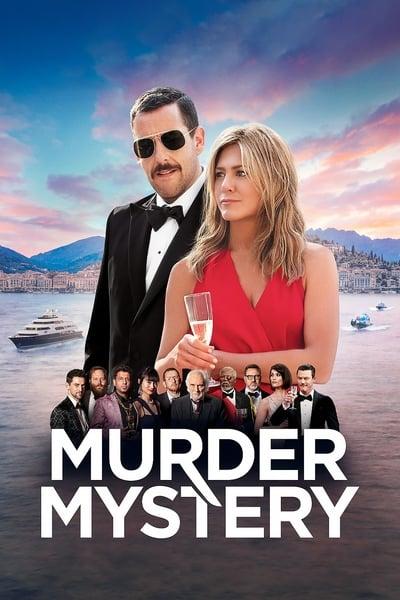 Murder Mystery 2019 720p HD BluRay x264 [MoviesFD]