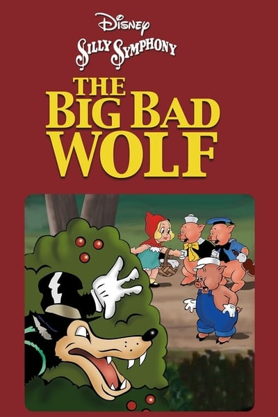 The Big Bad Wolf 1934 1080p WEBRip x265-RARBG