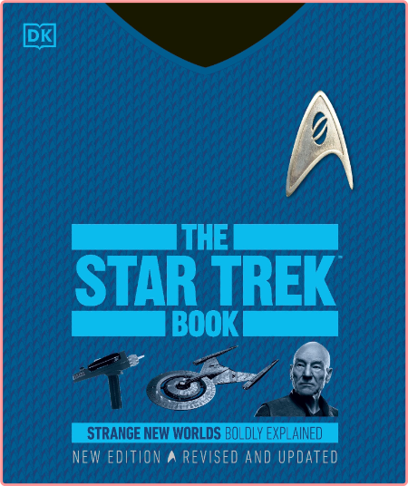 The Star Trek Book New Edition By DK