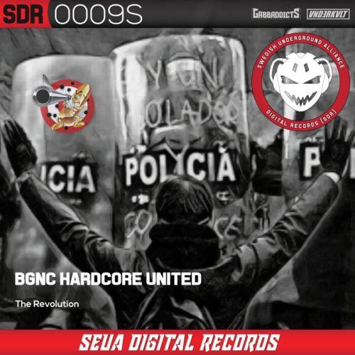BGNC Hardcore United - The Revolution (2021)