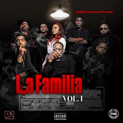 TopShelfEnt — LaFamilia Vol. 1 (2021)