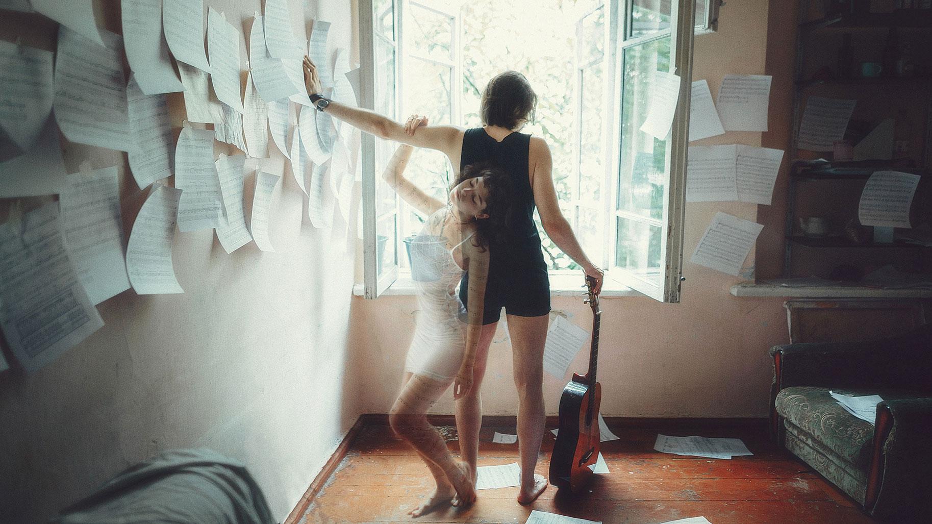 Муза музыканта - Анастасия и Сергей / фото 01