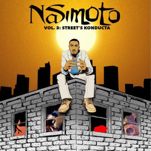 David Begun — Nasimoto Vol 3: Street's Konducta (2021)
