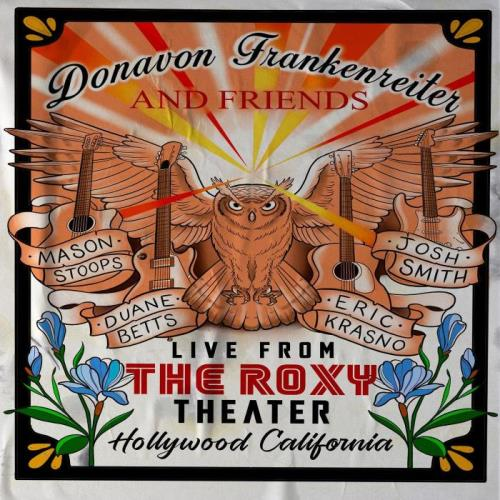 Donavon Frankenreiter - Live At The Roxy (2021)