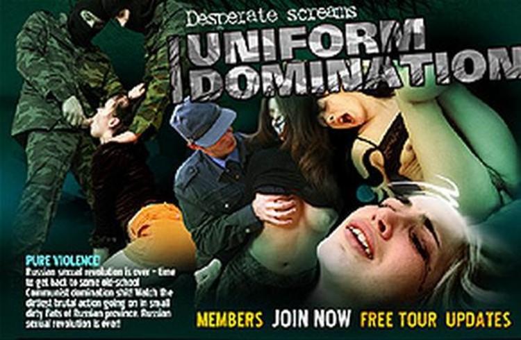 232532390 uniformdomination - UniformDomination SiteRip - Rape Fast Direct download