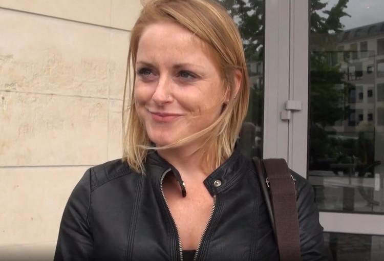 Rachelle - A Rouen avec Rachelle! (JacquieetMichelTV/HD) - Flashbit