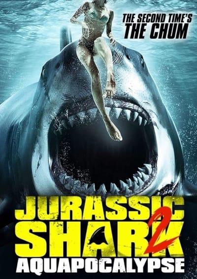 Jurassic Shark 2 Aquapocalypse 2021 720p AMZN WEBRip 800MB x264-GalaxyRG