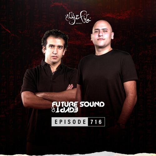 Aly & Fila — Future Sound Of Egypt 716 (2021-08-25)