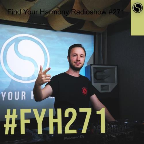 Andrew Rayel — Find Your Harmony Radioshow 271 (2021-08-25)