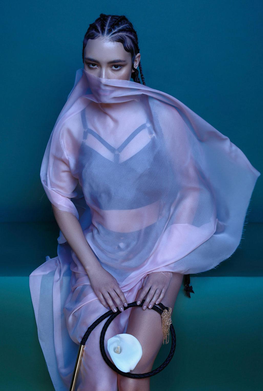 рекламная кампания нижнего белья модного бренда Keosme / фото 05