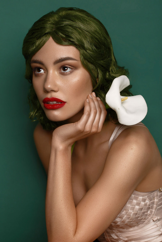 рекламная кампания нижнего белья модного бренда Keosme / фото 12