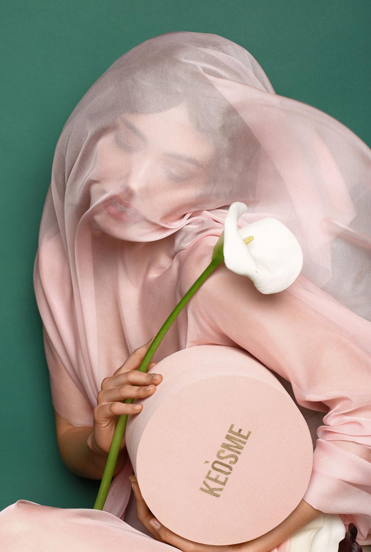 рекламная кампания нижнего белья модного бренда Keosme / фото 14