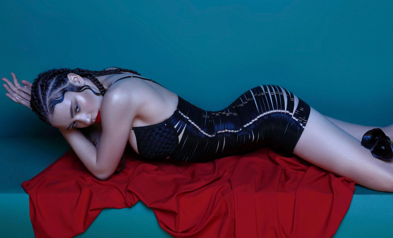 рекламная кампания нижнего белья модного бренда Keosme / фото 16