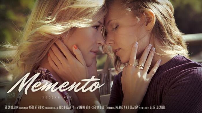 Lola Reve - Memento - Second Act (2021 SexArt.com MetArt.com) [FullHD   1080p  950.07 Mb]