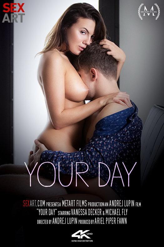Vanessa Decker - Your Day (2021 SexArt.com MetArt.com) [FullHD   1080p  1.19 Gb]