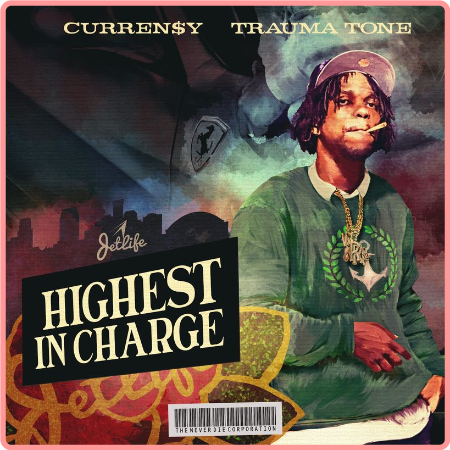 Curren$y - Highest In Charge (2021) Mp3 320kbps