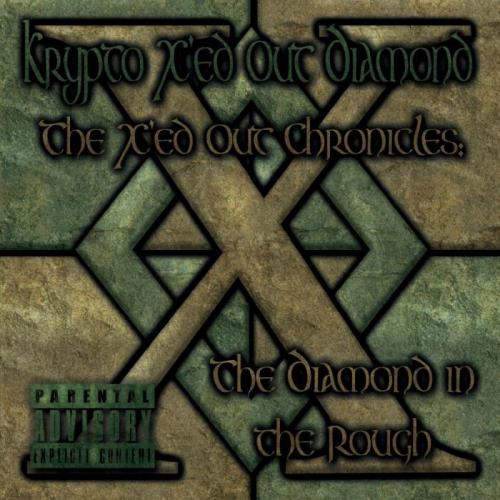 Krypto X'ed Out Diamond — The X'ed Out Chronicles: The Diamond In The (2021)