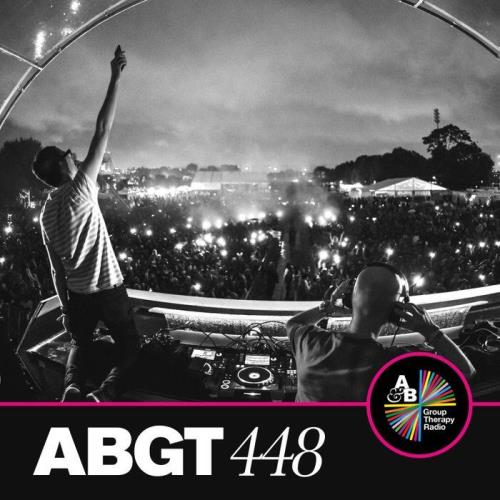 Above & Beyond, Co.Fi — Group Therapy ABGT 448 (2021-08-27)