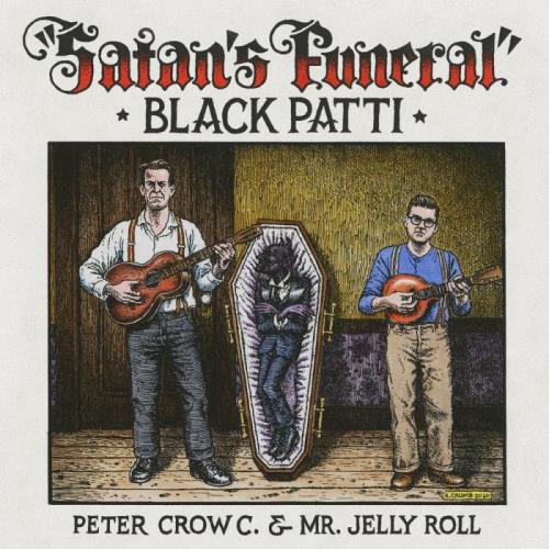 Black Patti - Satan's Funeral (2021) FLAC
