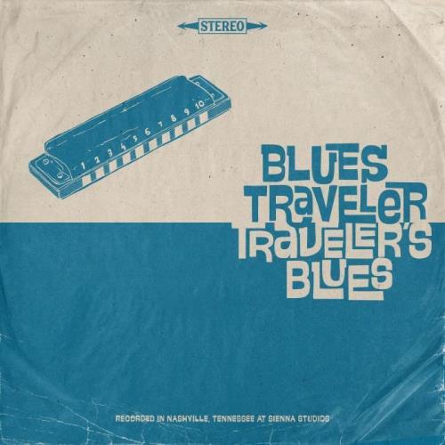 Blues Traveler — Traveler's Blues (2021)
