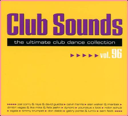 VA - Club Sounds vol 96 (2021) Mp3 320kbps