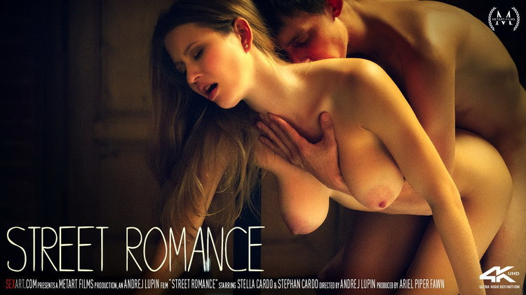 SexArt/MetArt - Stella Cardo - Street Romance [HD 720p]