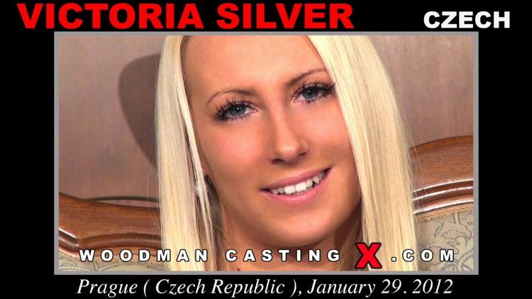 VICTORIA SILVER - Casting [WoodmanCastingX/PierreWoodman] HD 720p