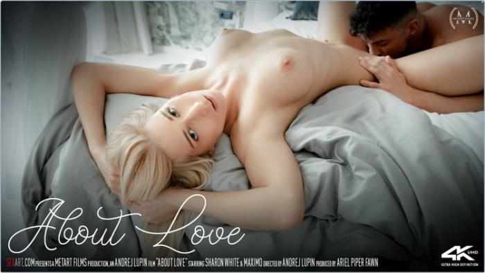 SexArt.com: About Love Starring: Sharon White