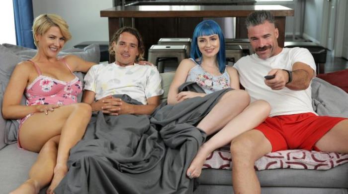 FamilySwap.XXX Nubiles-Porn.com: Daddy Gives Gold Stars Starring: Jewelz Blu