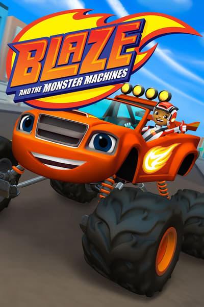 Blaze and the Monster Machines S04E06 1080p HEVC x265-MeGusta