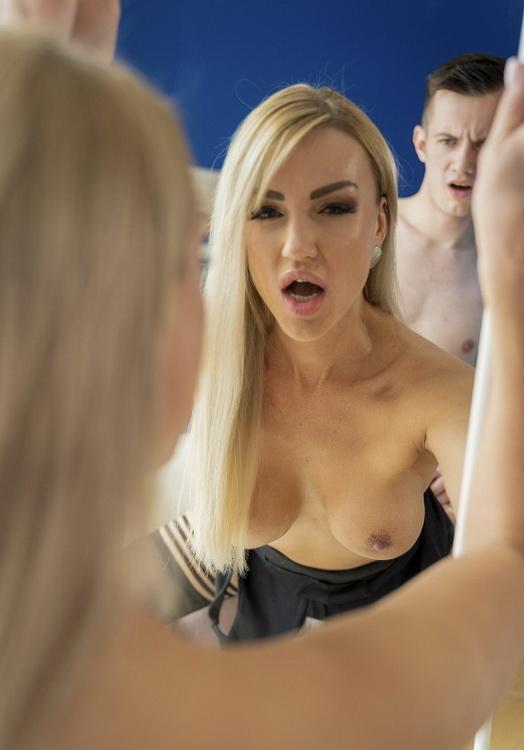Elen Million - UK lad fucks mature Russian blonde [FullHD 1080p] 2021