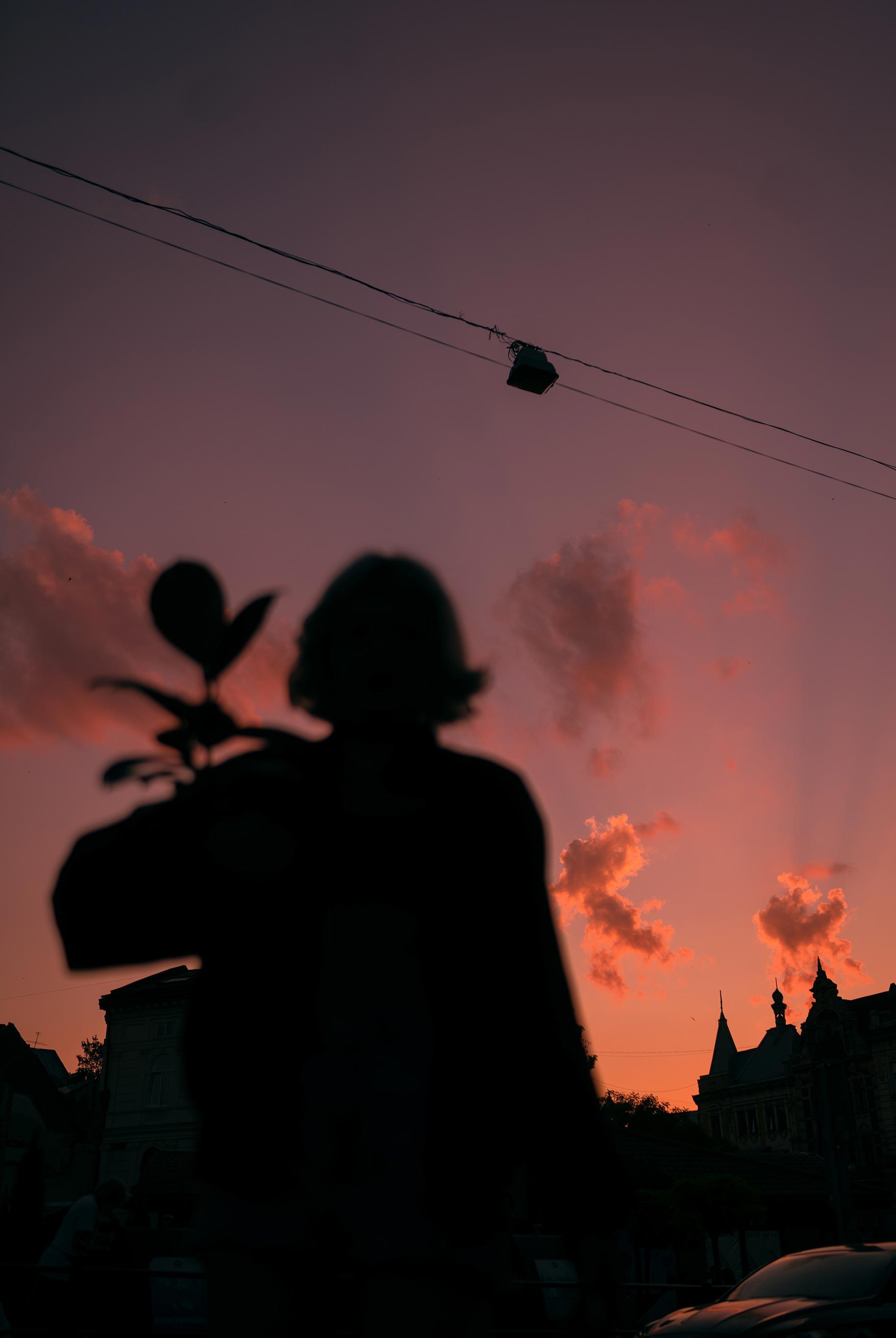 Матильда из фильма Леон на улицах Львова / фото 07