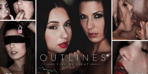 Alexa Tomas, Taylor Sands - Outlines Episode 4 - Fire My Light [FullHD 1080p] 2021