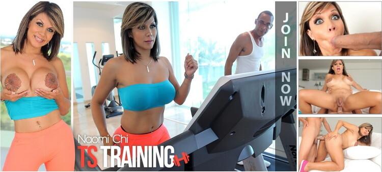 Naomi Chi ~ TS Training ~ Trans500 ~ HD 720p