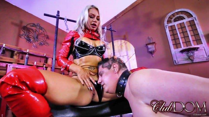 Adara Jordan ~ Smacking Ass Worship ~ ClubDom ~ FullHD 1080p