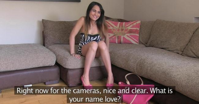 FakeAgentUK.com FakeHub.com: Creampie for really hot petite Romanian babe in office casting Starring: Aida Sweet