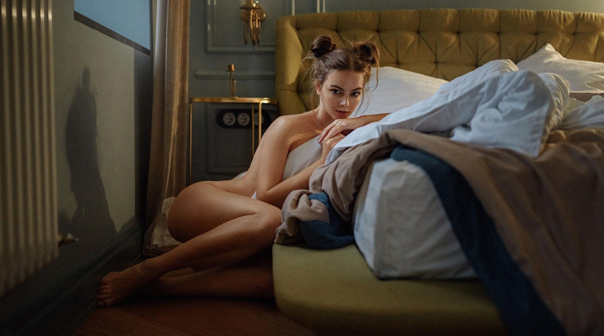 Мария Кудрявцева в тишине домашнего уюта / фото 01