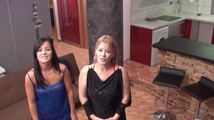 Fakings - Jazmina y Delia Rosa - Mi mama y yo aprendemos ingles estando de vacaciones (720p/HD)