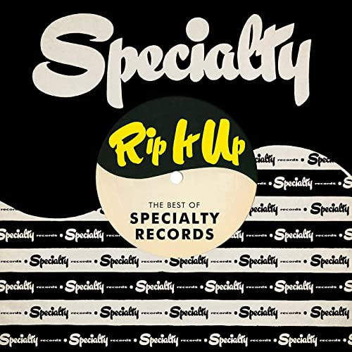 Rip It Up: The Best Of Specialty Records (2021)