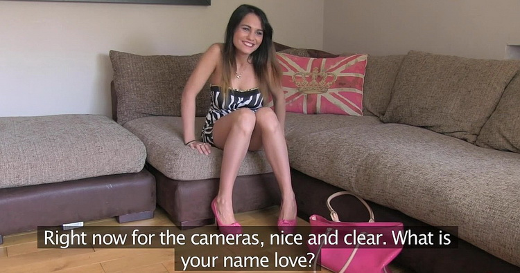 FakeAgentUK/FakeHub - Aida Sweet - Creampie for really hot petite Romanian babe in office casting [HD 720p]