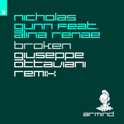 Nicholas Gunn feat. Alina Renae — Broken (Giuseppe Ottaviani Remix) (2021)