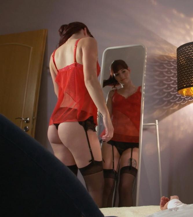 Elena Vega aka Amanda Hill ~ Passionate Anal Sex In Stockings ~ DaneJones/SexyHub ~ HD 720p